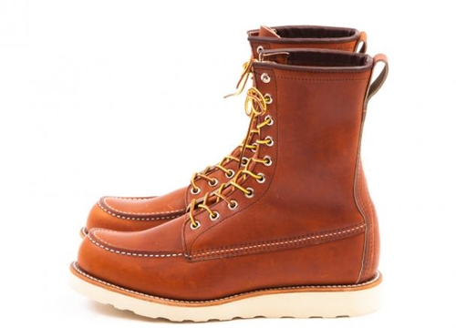 Red Wing Shoes Red Wing Shoes 877 8 Classic Moc Oro Legacy