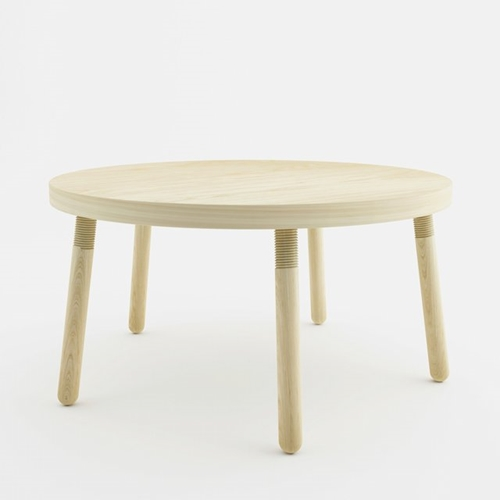 Simple Machines Round Table COFFEE TABLES