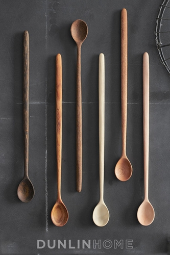 DUNLIN Set of Six Tasting Spoons