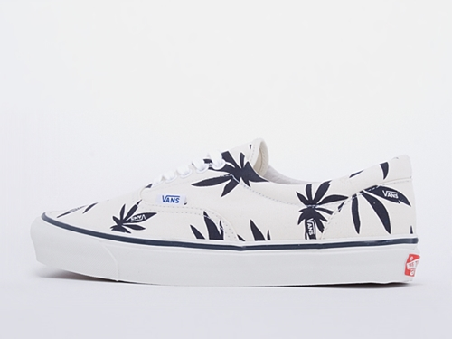 Firmament Vans Vault Era LX Palm Leaf White