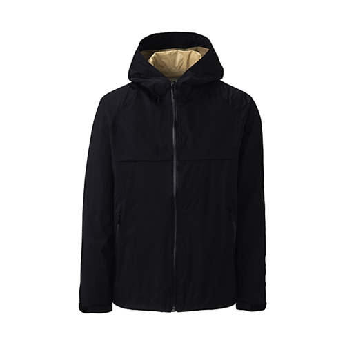 MEN Blocktech Full Zip Jacket UNIQLO UK Online fashion store