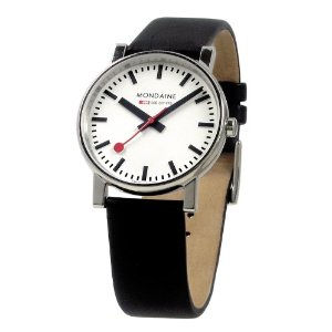 Mondaine Evo Gents Analogue watch Mondaine Amazon co uk Watches