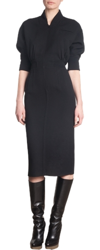 Jil Sander Zip Elbow Dress