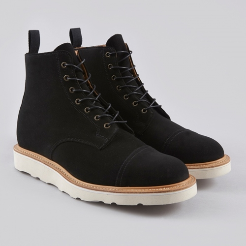 Mark Mcnairy Derby Boot Black