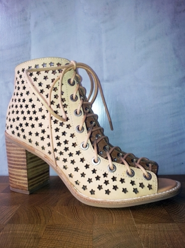 Shoes Jeffrey Campbell Corstars Beige