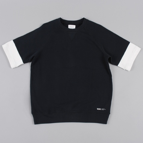 Wood Wood Hugo T Shirt Dark Navy
