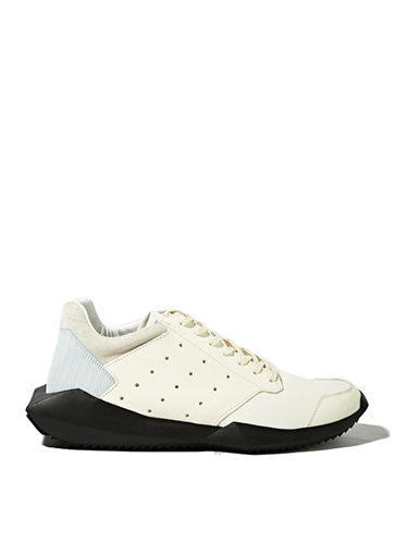 Adidas By Rick Owens Mens Tech Runner Trainer