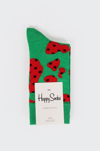 Good As Gold Online Clothing Store Mens Womens Fashion Streetwear Nz Cow Socks Green Red