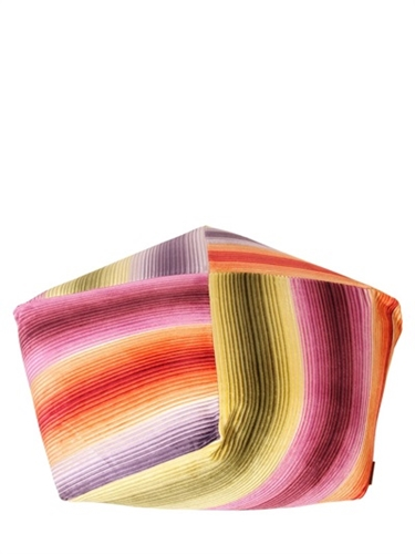 Missoni Home Paraguai Striped Viscose Ottoman Luisaviaroma Luxury Shopping Worldwide Shipping Florence