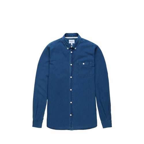 Norse Projects Anton Denim Shirt Norse Projects