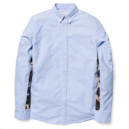 Carhartt Wip L S Raymond Shirt Official Online Shop