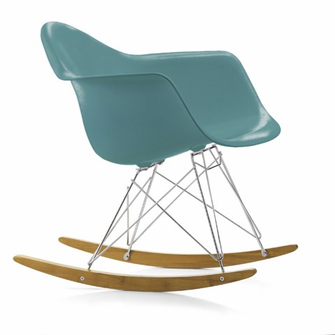 Rar Eames Plastic Armchair Lounge Chairs