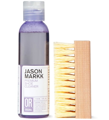 Jason Markk 4Oz Premium Cleaning Kit Hypebeast Store. Shop Online For Men's Fashion Streetwear Sneakers Accessories