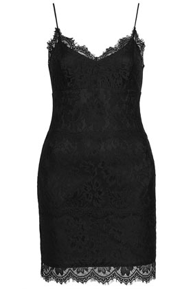 Lace Bodycon Tunic Dresses Clothing Topshop