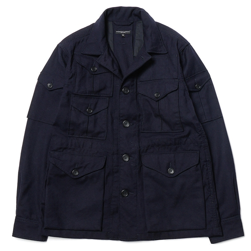 Haven Expedition Jacket Wool Uniform Serge