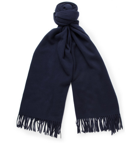 Acne Studios Canada Oversized Brushed Lambswool Scarf Mr Porter