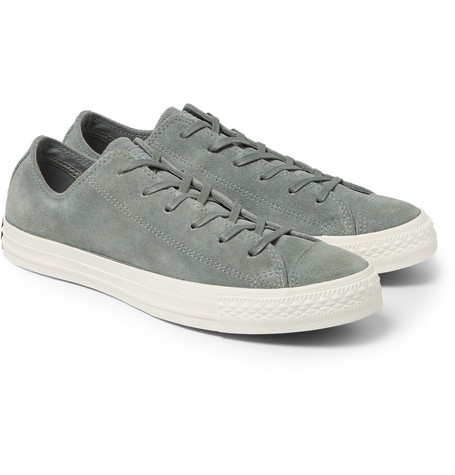 Converse Chuck Taylor Suede Sneakers Mr Porter