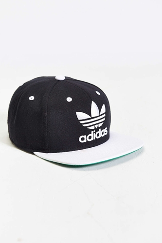Adidas Hat Black And White