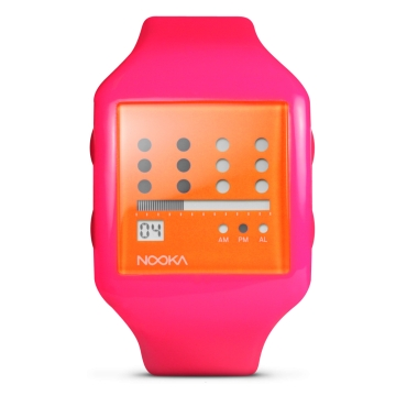 ZUB ZOT 20 ORANGE PINK Nooka