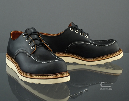 Red Wing 8106 Moc Toe Oxford Caliroots com