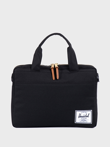 Herschel Supply Hudson Black Freshcotton.Com