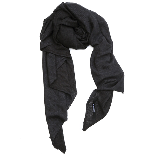 Boundless Scarf No.620 Welder Blackbird