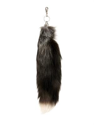 Fox Fur Key Fob