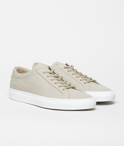 Common Projects Original Achilles Low W White