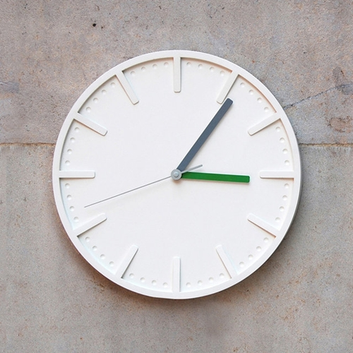 Polymer Clock by Pottinger and Cole Buy it now Playwho com