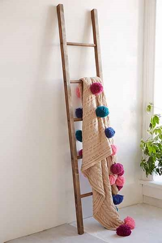 Wooden Blanket Ladder Urban Outfitters