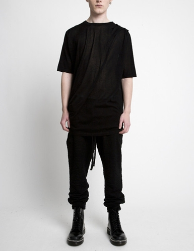 Stolen Girlfriends Club Pre Order_ Drape Knit Tee