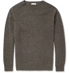 Margaret Howell Merino Wool And Cashmere Blend Sweater