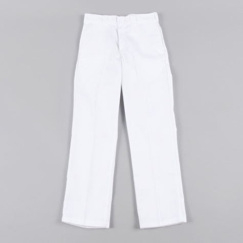 Dickies Original Work Pant White