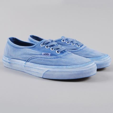 Vans Authentic Ca Over Washed Dressed Blues