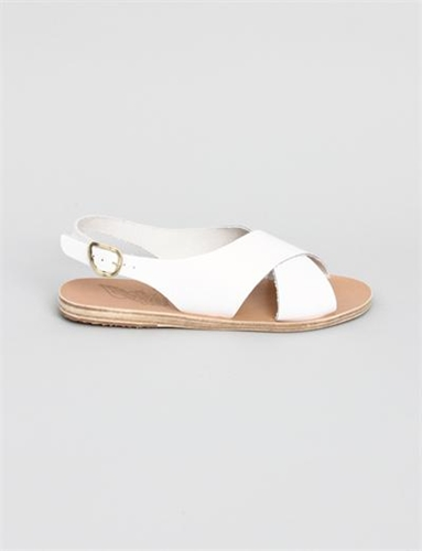 Ancient Greek Sandals Maria White