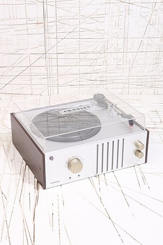 Crosley The Player Turntable Uk Plug Urban Outfitters
