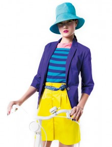 Woman Advertising campaign Spring Summer 2012 United Colors of Benetton