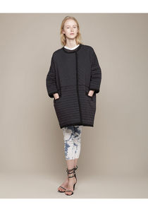 Isabel Marant Coby Collarless Coat La Garconne