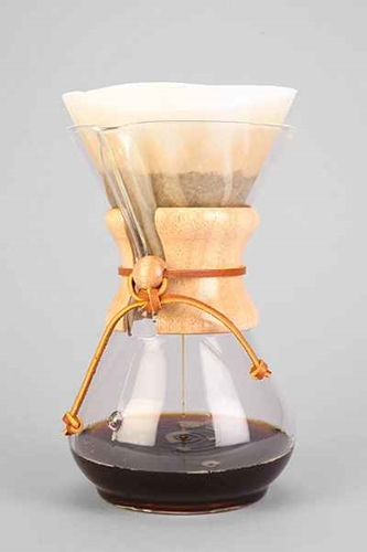 Chemex 6 Cup Classic Series Glass Coffeemaker Urban Outfitters