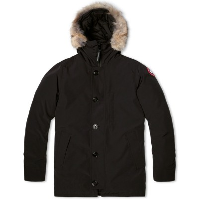 Canada Goose Chateau Jacket Black