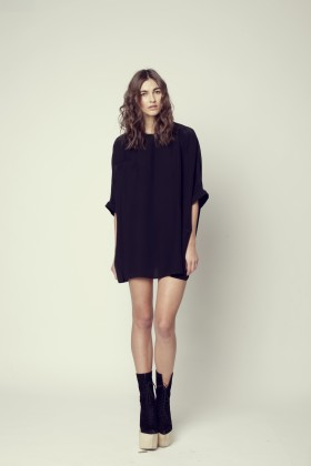 Alberta Dress Autumn Winter'12