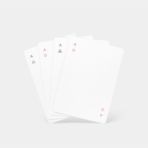 Minim Playing Cards Ode To Things