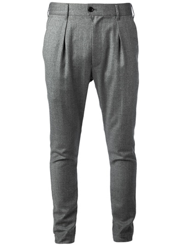 Julien David Tapered Trouser Firis Farfetch.Com