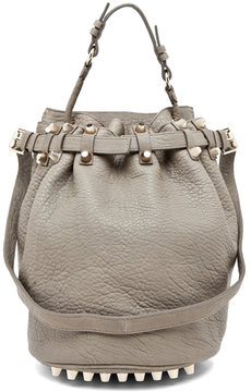 Alexander Wang Diego Bucket Bag in Granite at ShopStyle