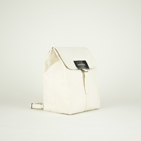 Backpack 01 Off White
