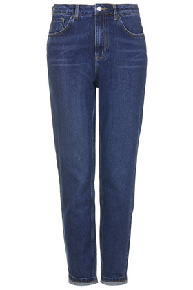 Moto Blue Mom Jeans Mom Jeans Jeans Clothing Topshop Europe