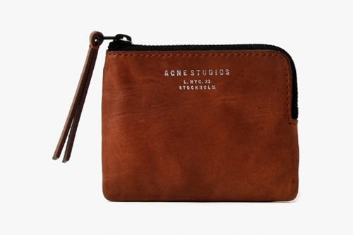 Acne Small Pouch Collection Hypebeast