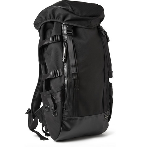 Porter Yoshida Kaban Heat Canvas Backpack Mr Porter