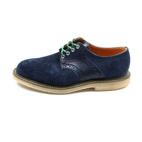 Mark McNairy Corduroy Saddle Shoe buy online Union Los Angeles