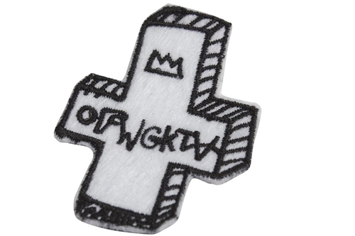 OFWGKTA CROSS PATCH – Odd Future from Odd Future | Epic Wishlist